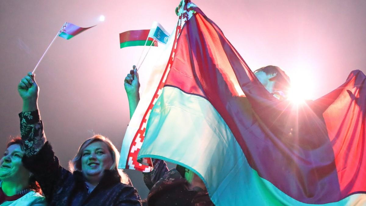 Lukaschenkos Grenzen