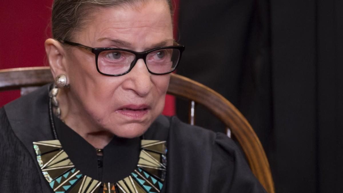 Oberste Richterin Ginsburg ist tot