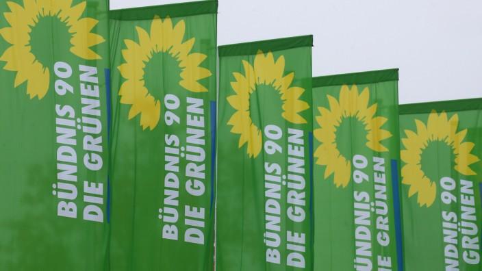 Abschluss der Klausur der Grünen-Fraktion des bayerischen Landtag