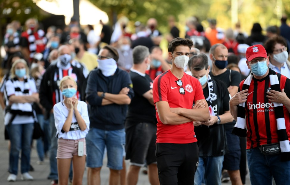 Eintracht Frankfurt v DSC Arminia Bielefeld - Bundesliga