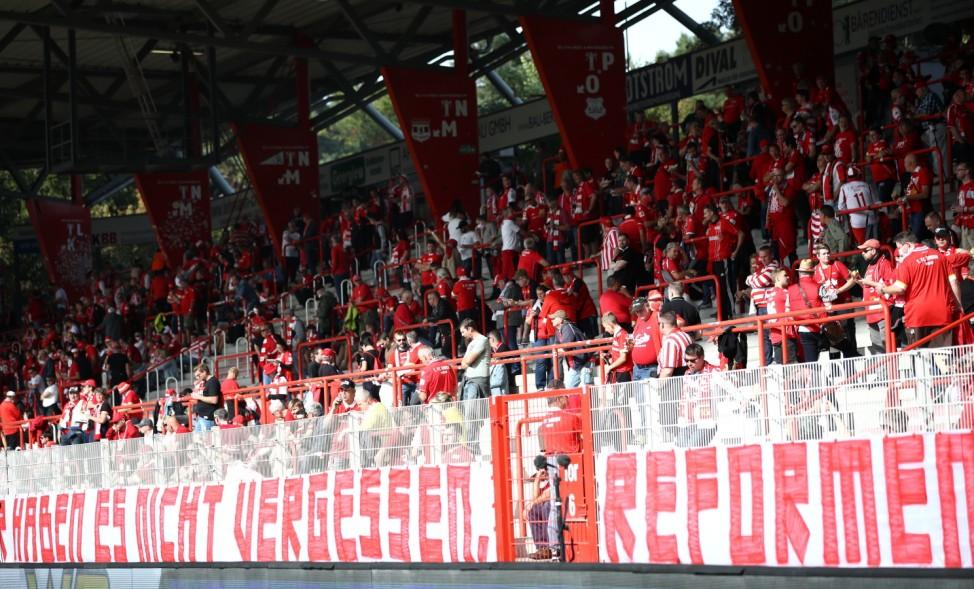 1. FC Union Berlin v FC Augsburg - Bundesliga