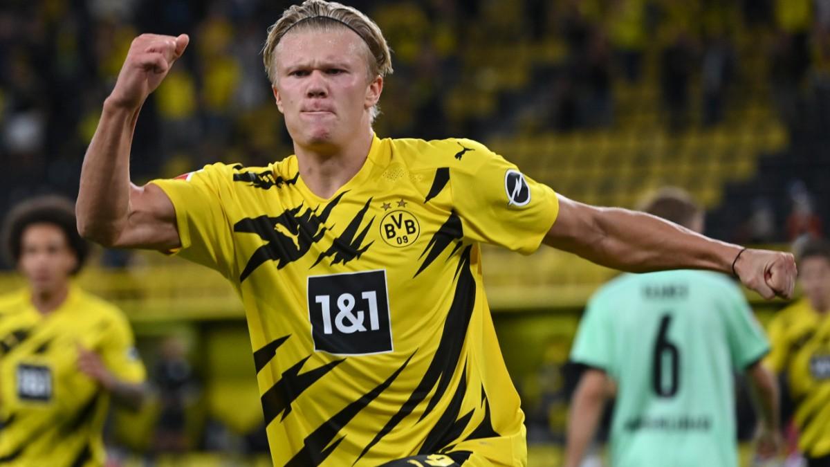 BVB-Sieg gegen Gladbach - Einmal Reyna, zweimal Haaland