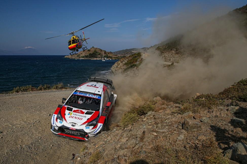 FIA World Rally Championship Turkey - Day One