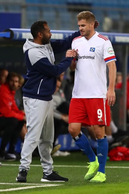 Hamburger SV v Fortuna Düsseldorf - Second Bundesliga