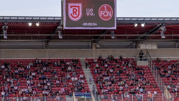 Deutschland, Regensburg, Jahnstadion Regensburg, 18.09.2020, emspor, emonline, despor, deonline, SSV Jahn Regensburg vs