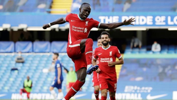 Premier League - Chelsea v Liverpool
