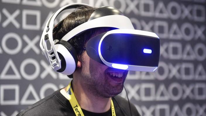 Onlinemessen: Neue Realität: Für die Teilnehmer der Gamescom war die Umstellung nicht so groß. Neue Spiele kann man auch zu Hause ansehen.