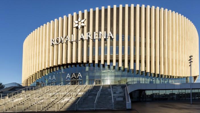 Event-Arena am Flughafen: Vorbild für die Pläne am Münchner Flughafen: die Royal Arena in der dänischen Hauptstadt Kopenhagen.