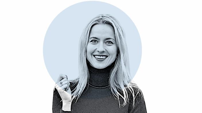 """Gründerin: Therese Köhler: """"Diese Angst, in einer aussterbenden Branche zu arbeiten, treibt mich an."""""""