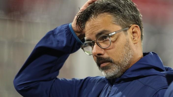 FC Schalke 04: Trainer David Wagner beim Saisonauftakt 2020 gegen Bayern München