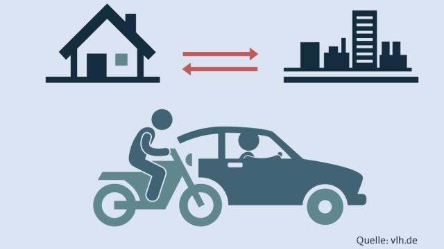 Pendlerpauschale und Mobilitätsprämie: So gehts ab 2021