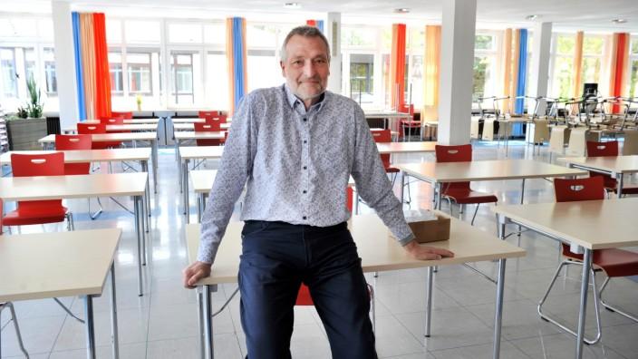 Berg: Kempfenhausen Landschulheim Direktor Elmar Beyersdörfer
