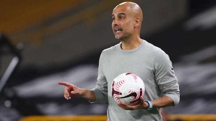 Premier League - Wolverhampton Wanderers v Manchester City