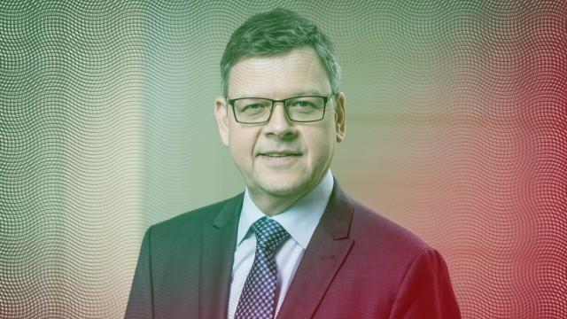 Pressebild: Dr. Thorsten Pötzsch, Exekutivdirektor Abwicklung
