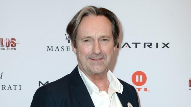 Actor Helmut Zierl