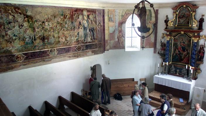 Hoflach Fresken