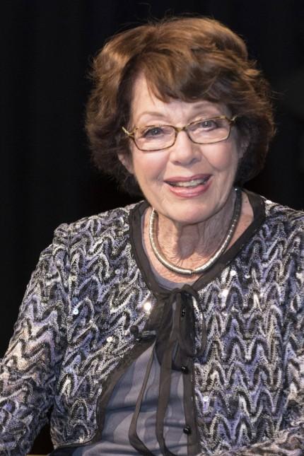 3nach9 Talkshow im Bild: Marianne Koch Die ehemalige 3nach9-Moderatorin, leidenschaftliche Ärztin und preisgekrönte Medi