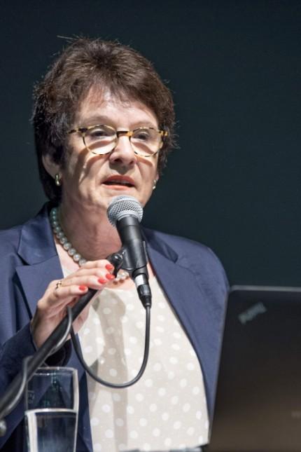 Gauting: Gautings Bürgermeisterin Brigitte Kössinger (CSU) wird auch von der Sparkasse bezahlt.