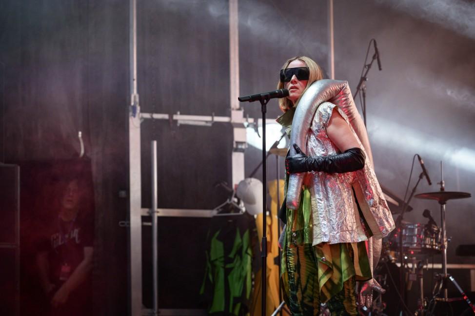 Roisin Murphy live beim Sommernachtstraum im Olympiapark München 20 07 2019 *** Roisin Murphy live