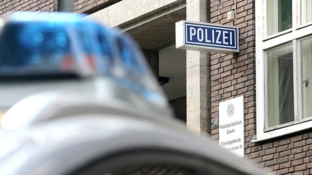 Polizei in Nordrhein-Westfalen: Revier in Mülheim an der Ruhr