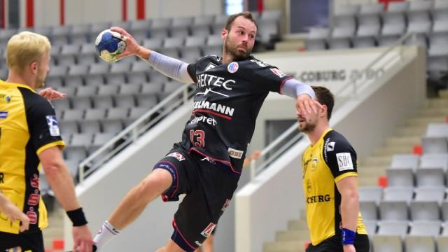 10.09.2020 - Handball - Saison 2020 2021 - Testspiel - Freundschaftsspiel : HSC 2000 Coburg - HC Erlangen HCE - / OGo -