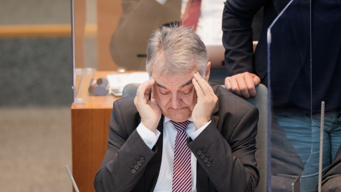 Landtag zu Rechtsextremismus in der Polizei