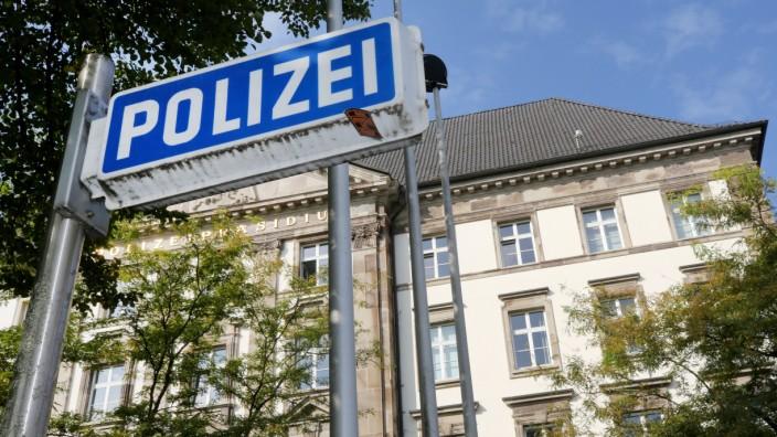 Rechtsextremismusvorwürfe gegen Polizisten in NRW