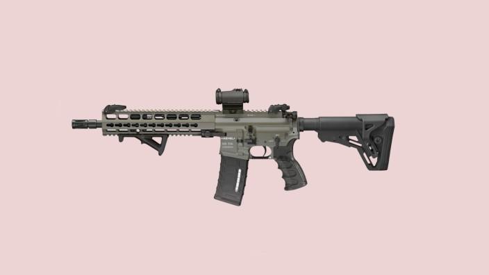 Künftiges Sturmgewehr der deutschen Streitkräfte