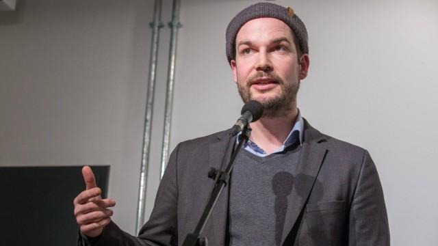 Haus fürr Poesie Max Czollek Autor Berlin AUF DER GRENZE Judentum und Dichtung Inglourious