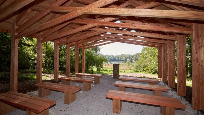 Bestattungswaldes Waldruh Dietramszell