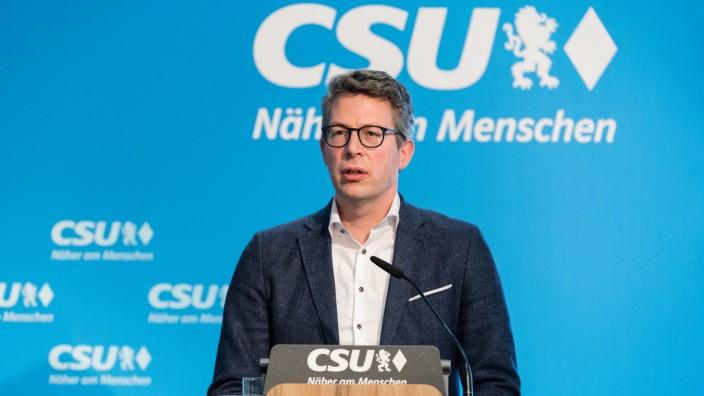 Nach der Kommunalwahl in Bayern - CSU
