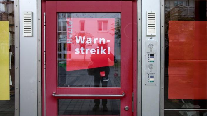 Streiks im öffentlichen Dienst in München, 2016