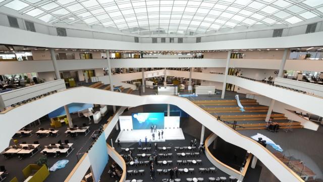 Neue BMW-Denkfabrik in München
