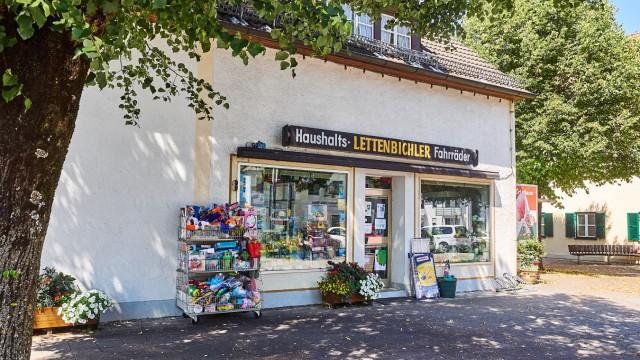 Lettenbichler Anzing - Kurioser Laden