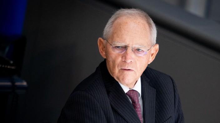 Schäuble Bürgerrat Deutschland