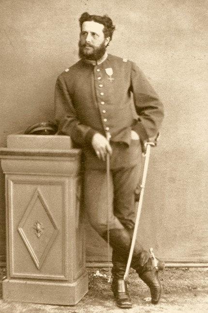 Freiherr von Hertling aus Ottenburg