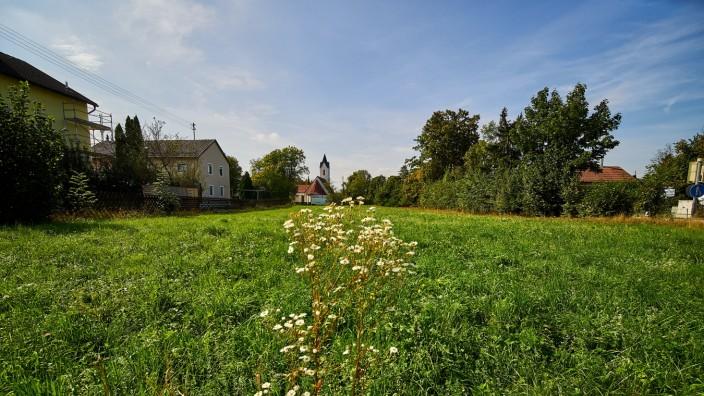 Seniorenheim Grundstück Pliening