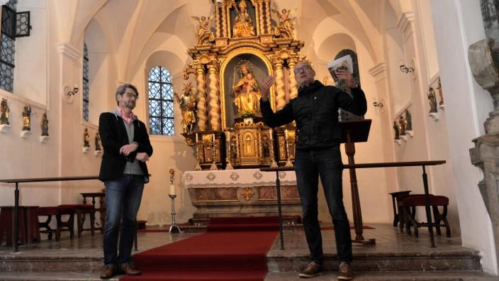 Herrsching: St. Martin Restaurierung