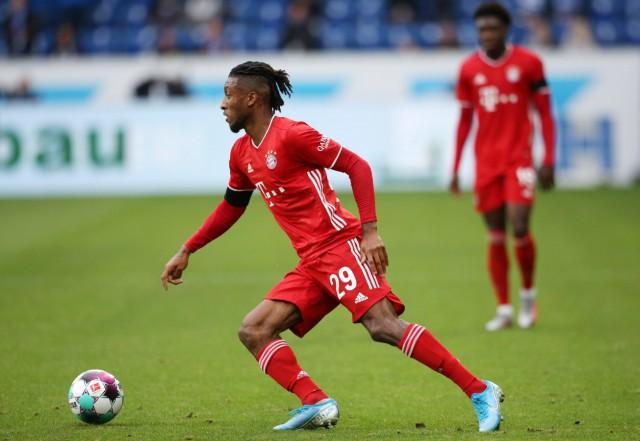Kingsley Coman (29, Bayern Muenchen), Fußball, 1. Bundesliga, 2. Spieltag, TSG 1899 Hoffenheim - FC Bayern Muenchen, 27
