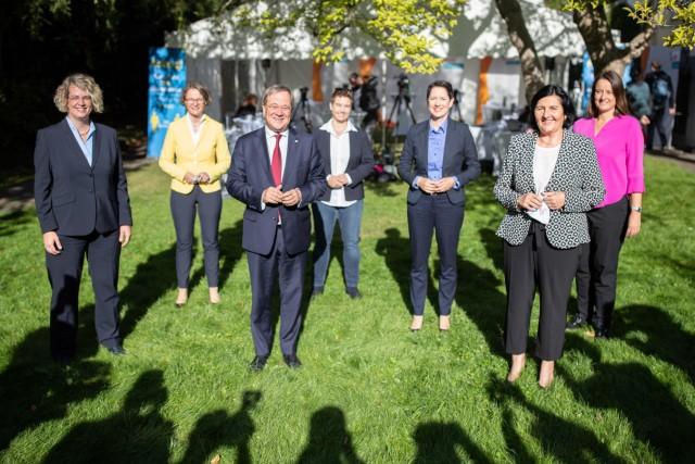 Kommunal-Wahlkampf der CDU