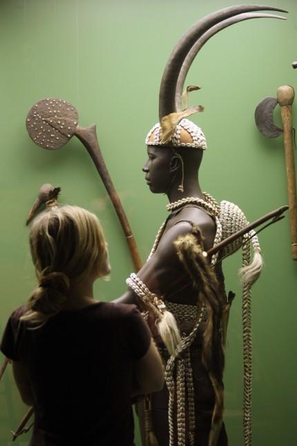 'Afrika'-Schau öffnet im Leipziger Grassi-Museum