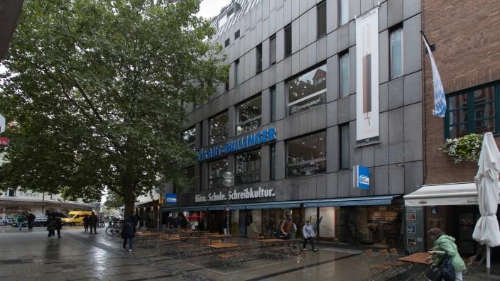 Kaut-Bullinger Rosenstraße 8. Büro, Schreibwaren