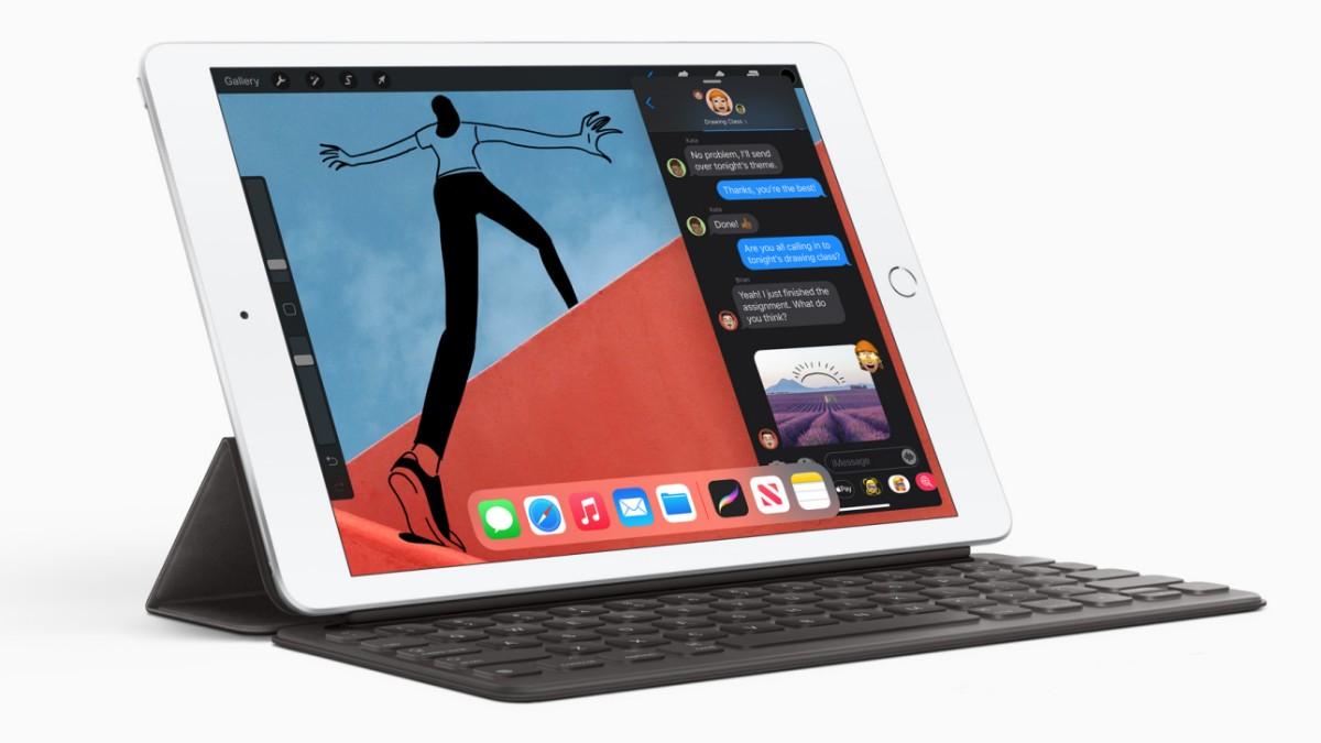 iPad achte Generation mit Stift im Test