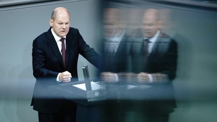 Bundestag - Beginn Haushaltswoche