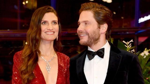 Daniel Brühl und Ehefrau Felicitas