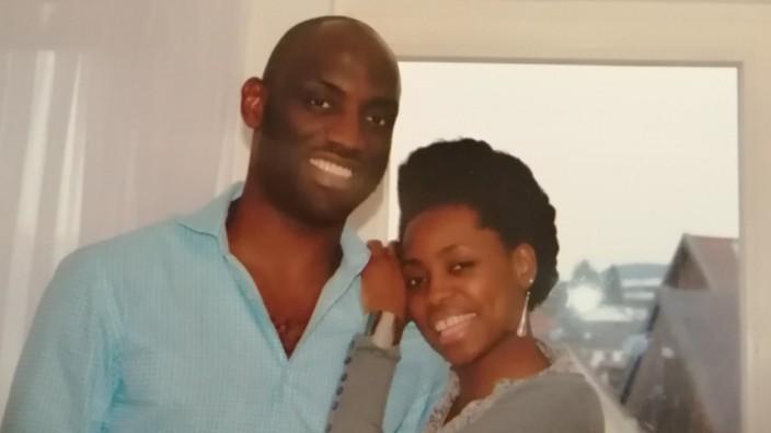 Layoko und Wilfried Siewe