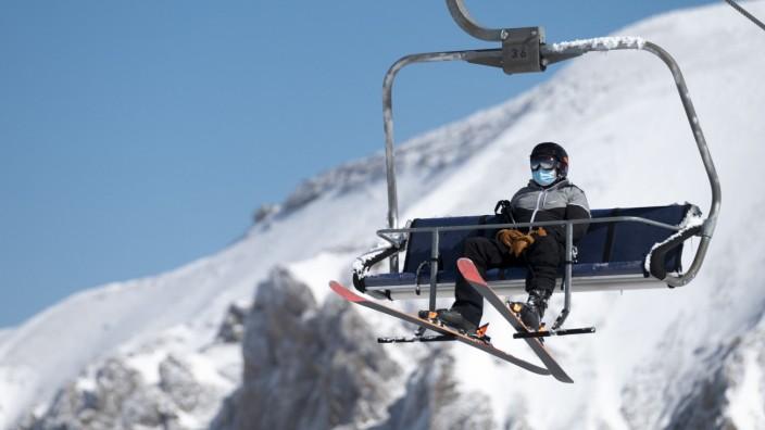 Corona: Skiurlaub in der Schweiz während der Corona-Pandemie