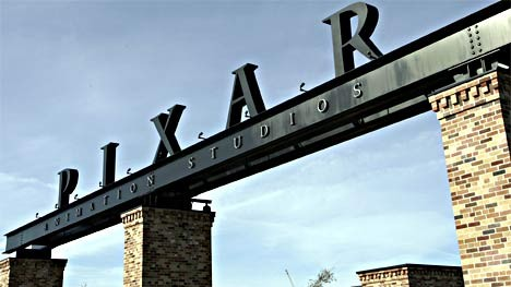 Pixar, AFP