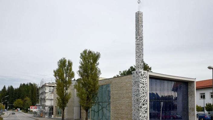 Moschee Islamisches Forum Penzberg Imam Benjamin Idriz