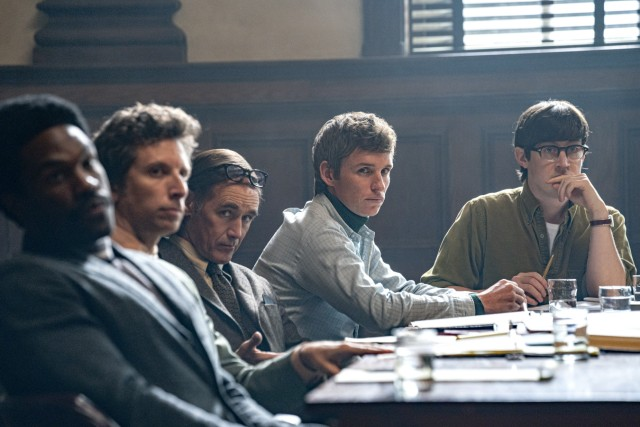 Film Netflix The Trial of the Chicago Seven